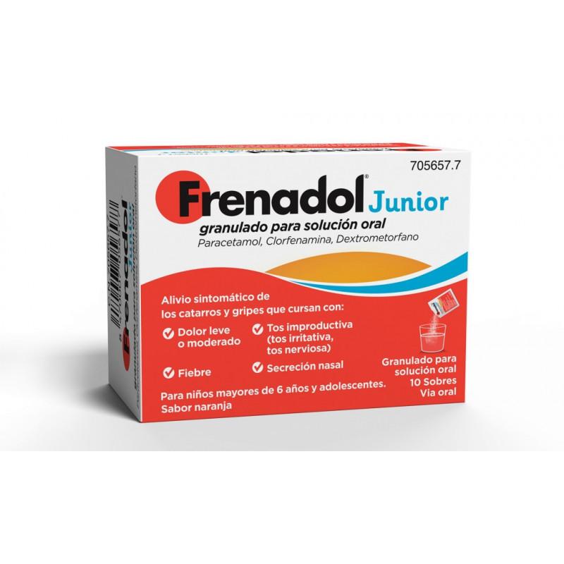 FRENADOL JUNIOR GRANULADO...