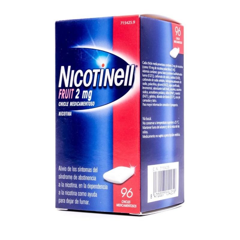 NICOTINELL FRUIT 2 MG...