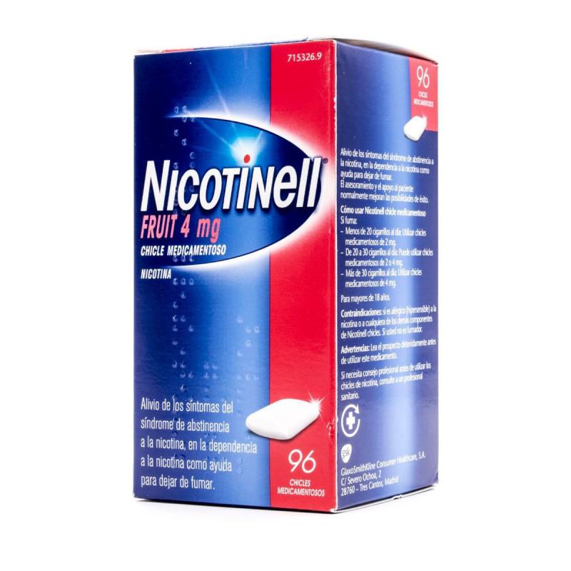 NICOTINELL FRUIT 4 MG...