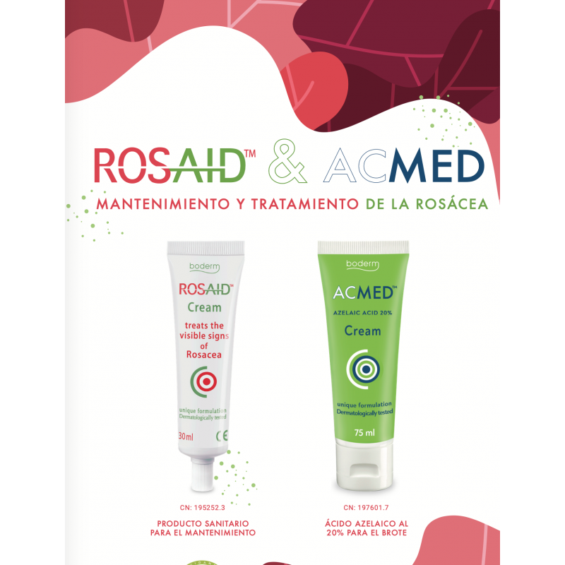 PACK ROSACEA ROSAID + ACMED
