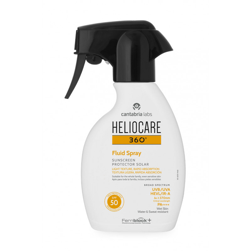 HELIOCARE 360º FLUIDO SPRAY...