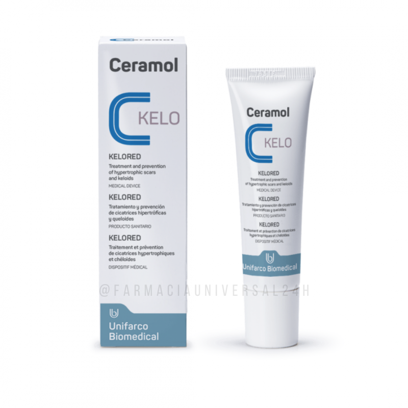 CERAMOL KELORED 50ML
