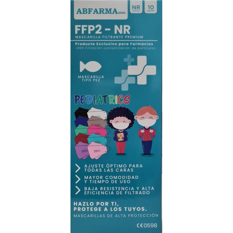 MASCARILLA FFP2 CE INFANTIL...