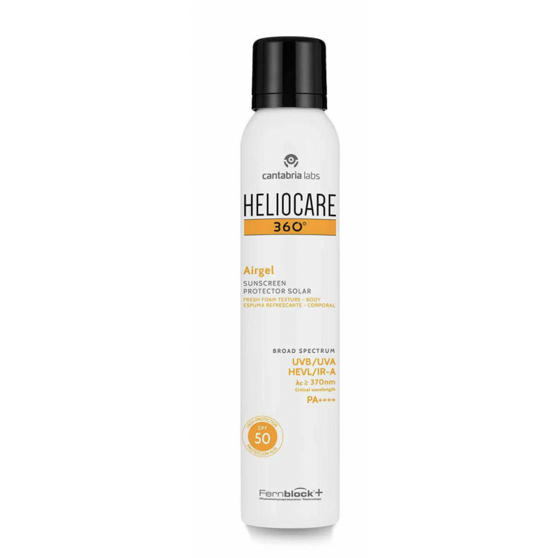 HELIOCARE 360 AIRGEL CORP...