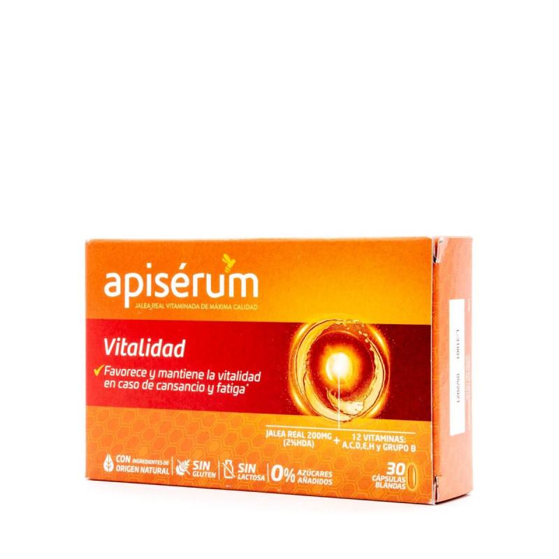 APISERUM Vitalidad capsulas