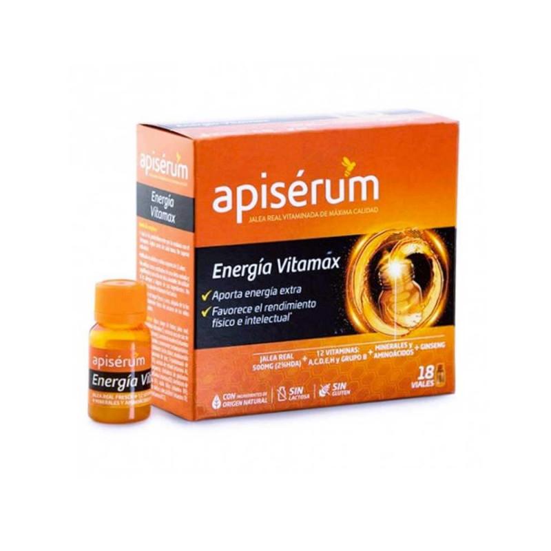 APISERUM Energia vitamax vial