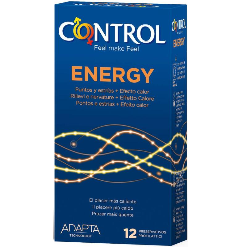CONTROL ENERGY...