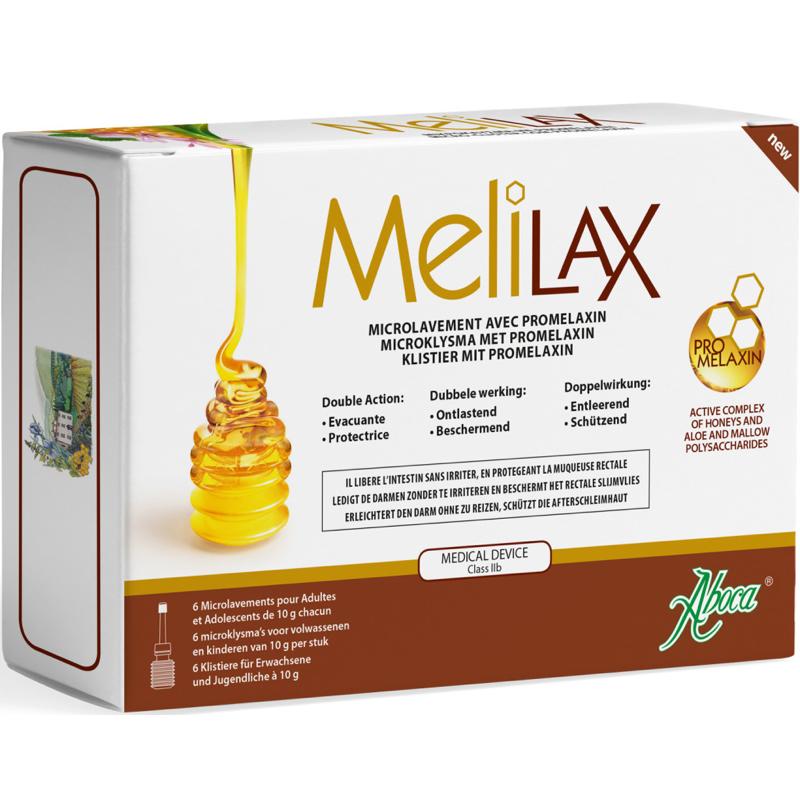 ABOCA MELILAX MICROENEMAS...