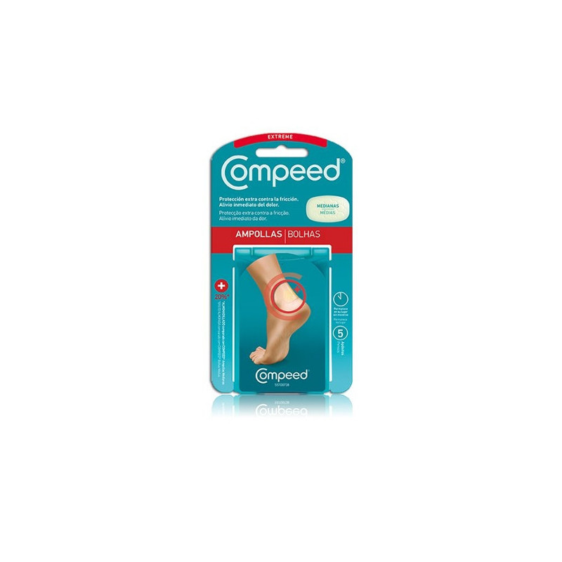 COMPEED AMPOLLAS EXTREME 5...