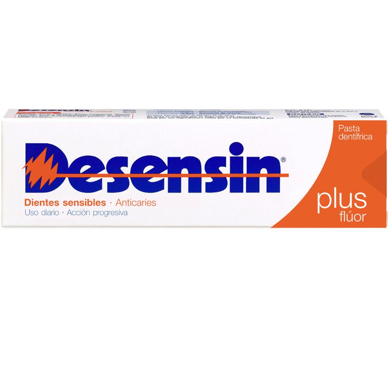 DESENSIN PLUS PASTA 125 ML