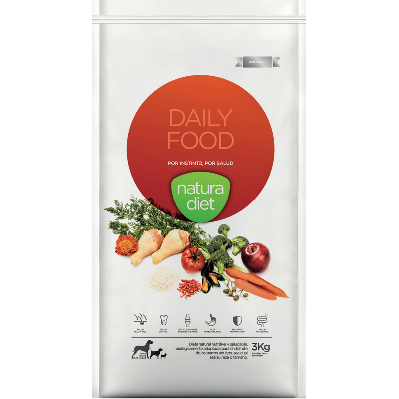 NATURA DIET DAILY FOOD 500 GR