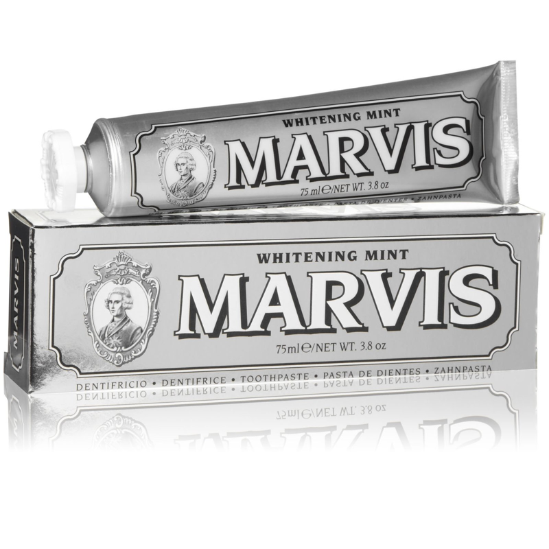 MARVIS PASTA DENTIF BLANQ...