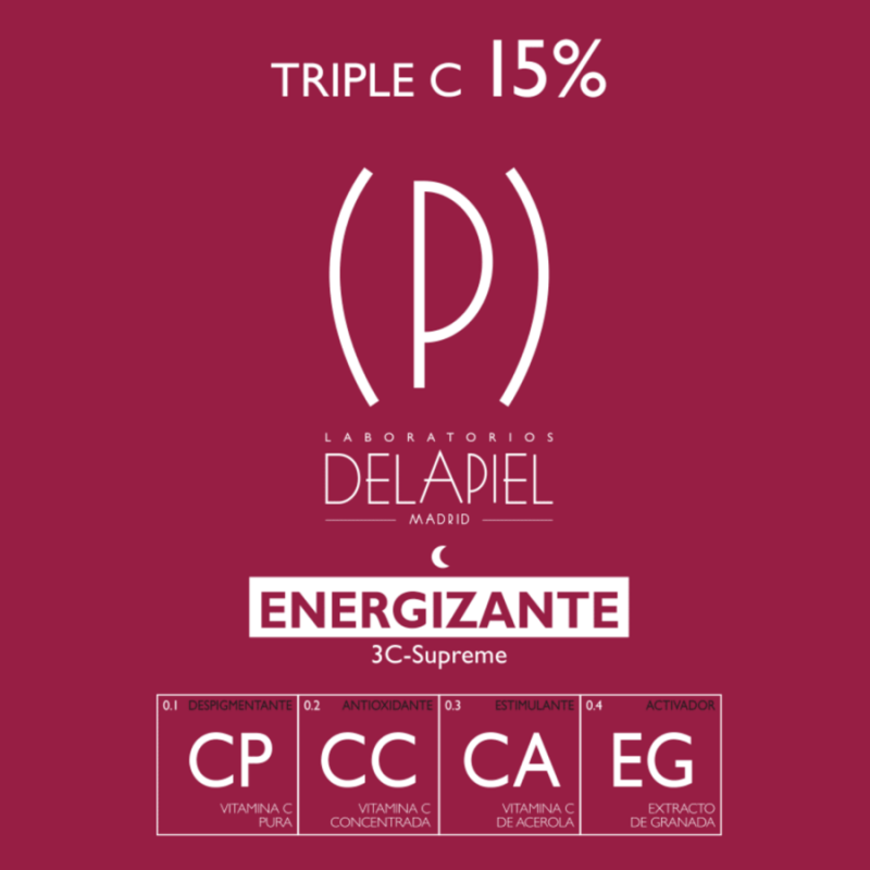 DELAPIEL AMPO ENERGIZANTE...