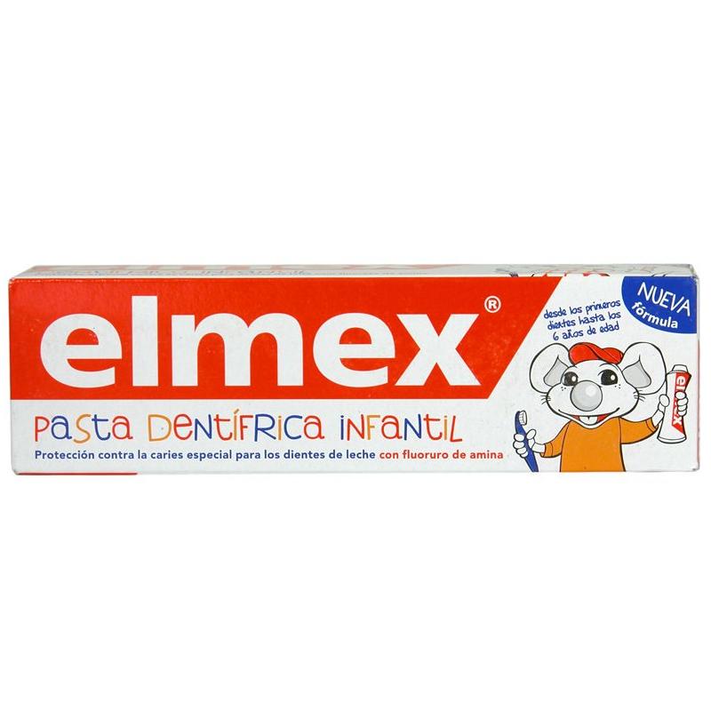 ELMEX PASTA INFANTIL 50 ML