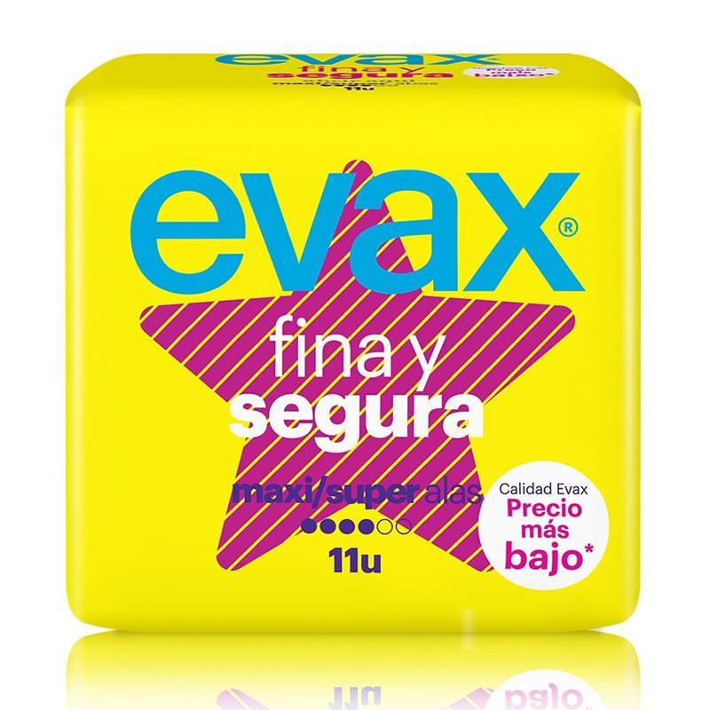 EVAX FINA Y SEGURA...