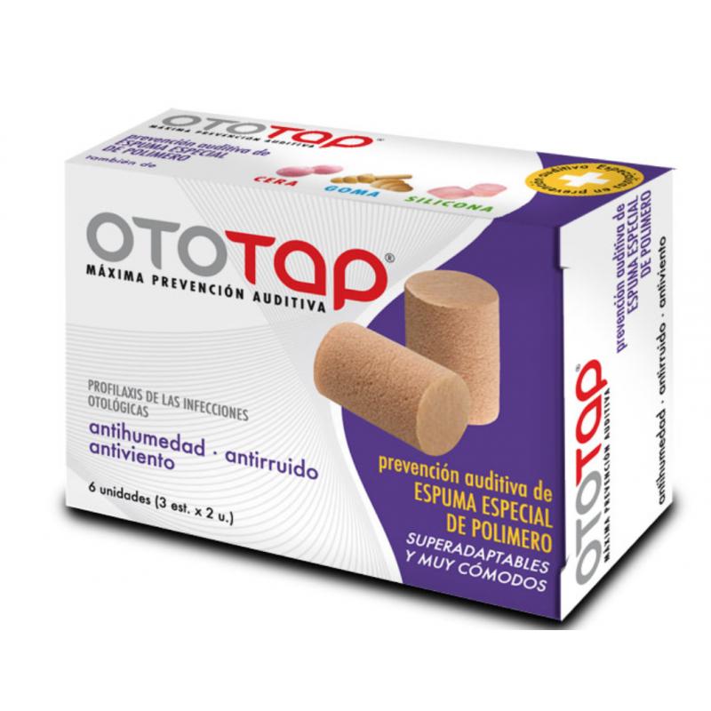 TAPONES OIDOS OTO-TAP...