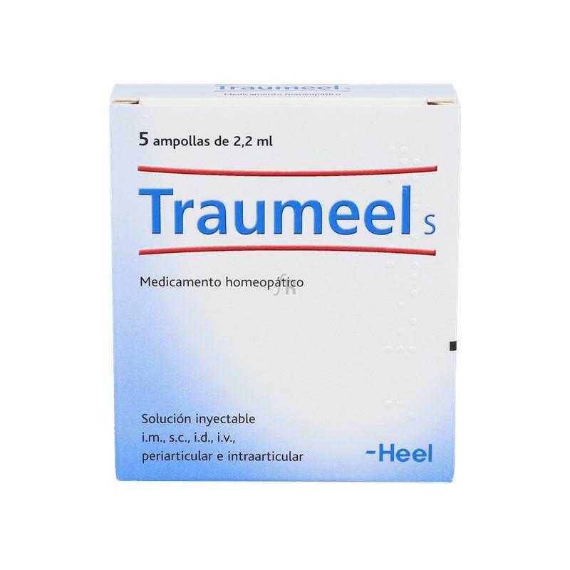 HEEL TRAUMEEL S 5 AMPOLLAS