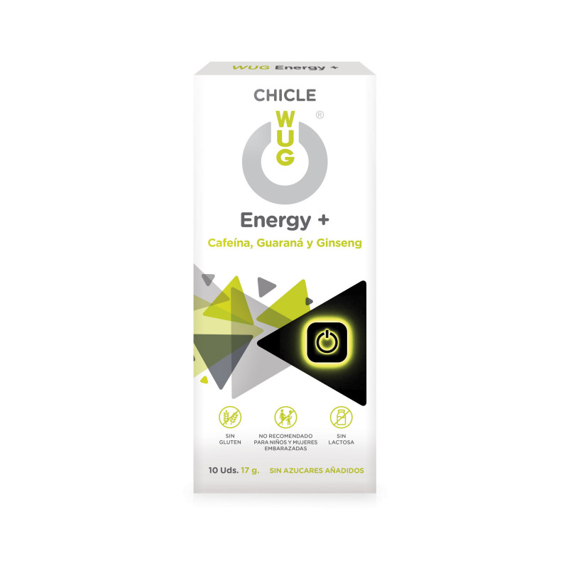 WUG ENERGY 10 CHICLES