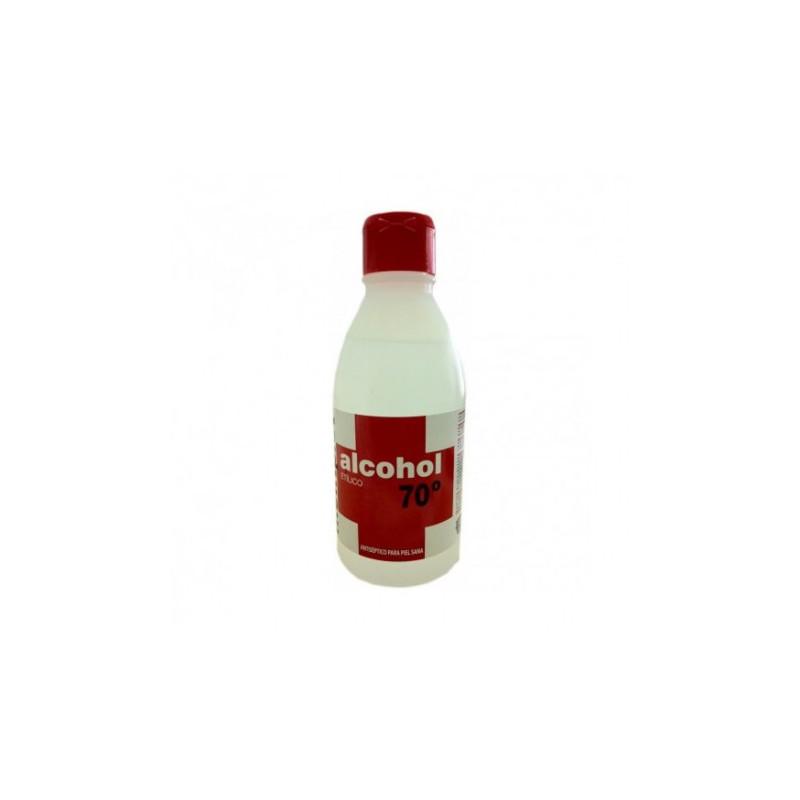 MONTPLET ALCOHOL 70º 250 ML