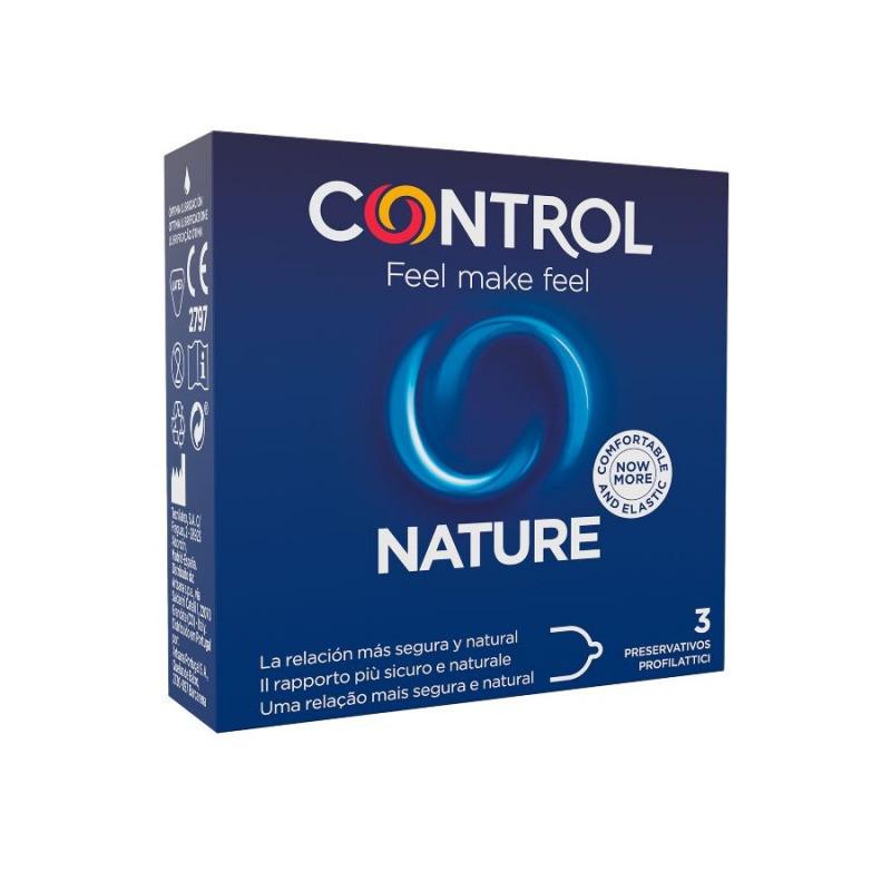 CONTROL NATURE...