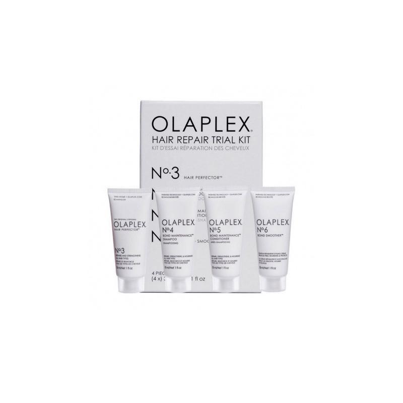 OLAPLEX HAIR REPAIR TRIAL...