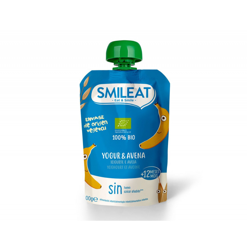 SMILEAT POUCH YOGURT Y...