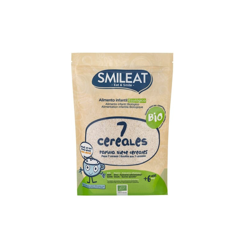 SMILEAT PAPILLA 7 CEREALES...